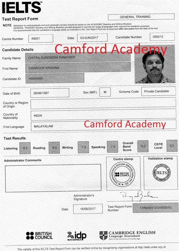 Learn IELTS from Best IELTS Coaching Centre in Trivandrum | Crack